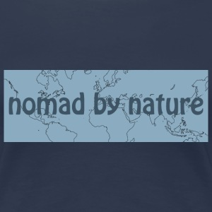 nomadbynature1 - Women's Premium T-Shirt