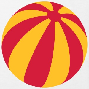 Beach Ball badboll T-shirts - Ekologisk T-shirt barn