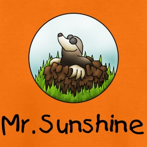 Maulwurf 'Mr. Sunshine' - Kinder Premium T-Shirt