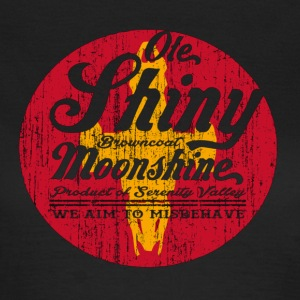 Ole Shiny Browncoat Moonshine Tee - Women's T-Shirt