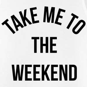 Take Me To The Weekend  Ropa deportiva - Camiseta sin mangas hombre transpirable
