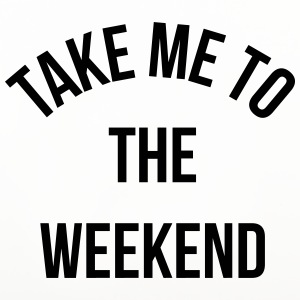 Take Me To The Weekend  Tazze & Accessori - Sottobicchieri (set da 4 pezzi)