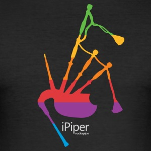iPiper T-Shirts - Männer Slim Fit T-Shirt