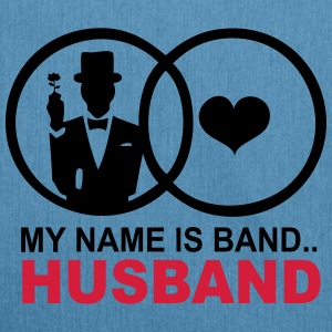 My name is Band..Husband Borse & zaini - Borsa in materiale riciclato