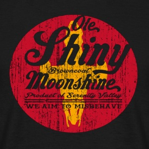 Ole Shiny Browncoat Moonshine Tee - Men's T-Shirt