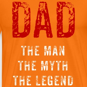 Dad – The Legend - Men's Premium T-Shirt