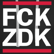 Motiv ~ FCK ZDK Hoodie