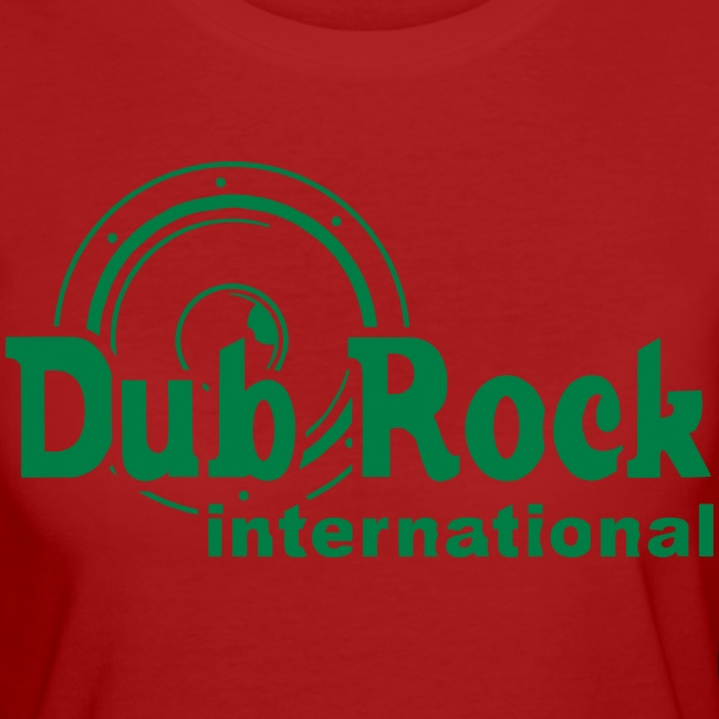 Dub Rock international (female, green on red)