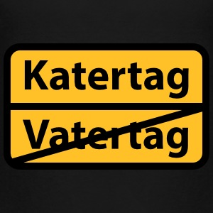 Vatertag Katertag T-Shirts - Teenager Premium T-Shirt