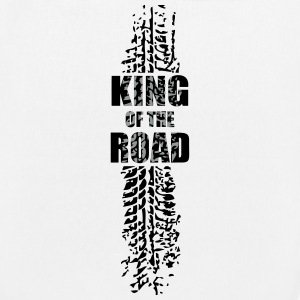 King of the road - Bio-Stoffbeutel