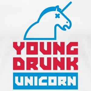 unicorn T-Shirts - Frauen Premium T-Shirt