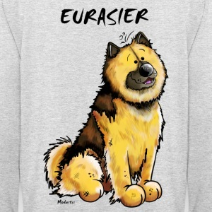 Prächtiger Eurasier Sweat-shirts - Sweat-shirt à capuche unisexe