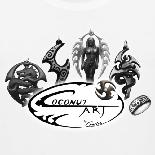 Coconut-Art Collage3