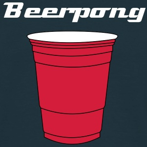 Beerpong Cup Tee shirts - T-shirt Homme