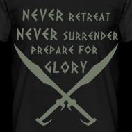 Design ~ Prepare for Glory-Spartan
