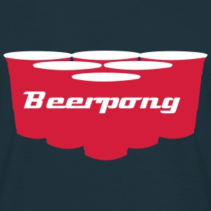 Beerpong Team T-Shirts - Men's T-Shirt