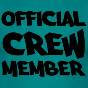 Official crew member T-Shirts - Men's T-Shirt