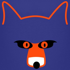 fox head Shirts - Kids' Premium T-Shirt