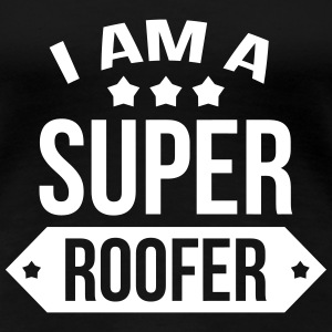 Roofer / Roof / Roofing / Couvreur / Dachdecker T-Shirts - Women's Premium T-Shirt