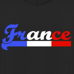 france Sweat-shirts - Sweat-shirt à capuche unisexe