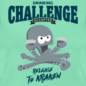 drinking challenge accepted - release the kraken T-Shirts - Women's T-Shirt
