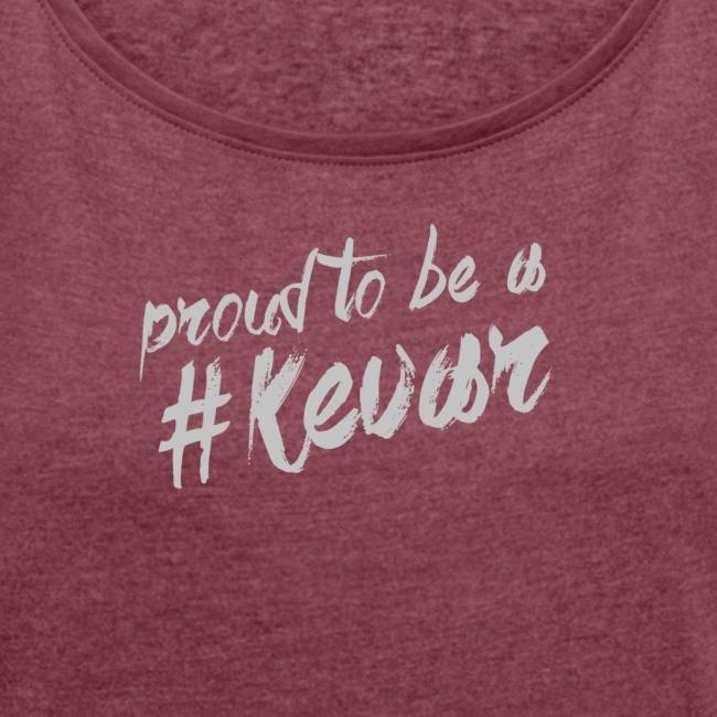 #KEVAR shirt VROUW