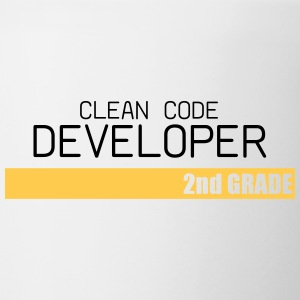 Clean Code 2nd Grade - Tasse