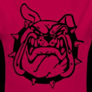Motif ~ Le sourire du Bulldog