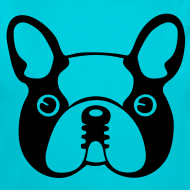 Motif ~ Caricature de Bouledogue