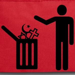 religion - rubbish Bags & Backpacks - Backpack