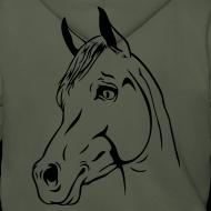 Motif ~ Tête de cheval