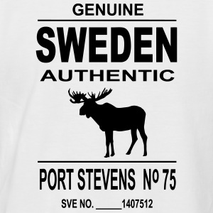Sweden Moose T-Shirts - Men's Baseball T-Shirt