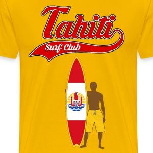 tahiti surfing