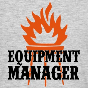 Equipment Manager Grill - Männer T-Shirt