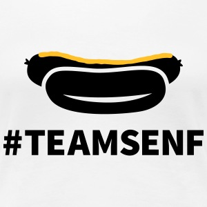 Team Senf T-Shirts - Frauen Premium T-Shirt