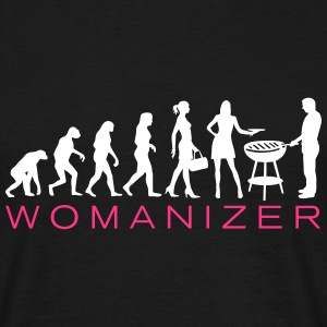 Evolution Womanizer BBQ 2C - Männer T-Shirt