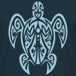 Turtle Tattoo T-Shirts - Männer T-Shirt