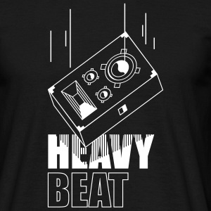 Heavy beat - T-shirt Homme
