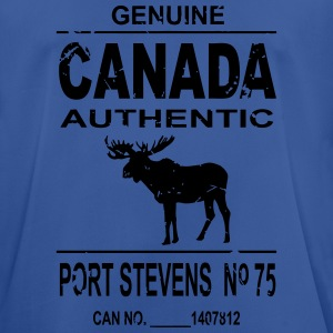 Canada Moose - Vintage Look Tee shirts - T-shirt respirant Homme