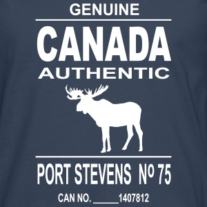 Canada Moose Long sleeve shirts - Men's Premium Longsleeve Shirt
