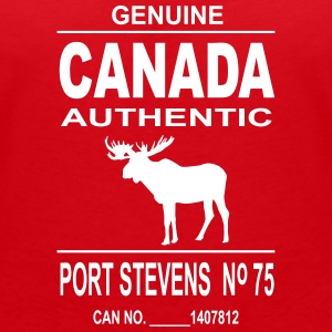 Canada Moose T-Shirts - Women's V-Neck T-Shirt