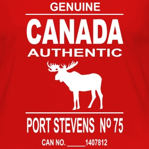 Canada Moose Long Sleeve Shirts - Women's Premium Longsleeve Shirt