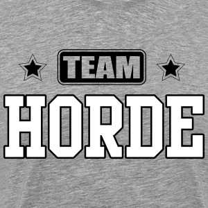 Team Horde T-Shirts - Men's Premium T-Shirt