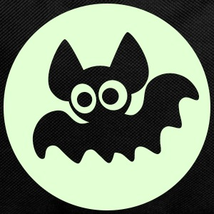 Cute Cartoon Bat On Moon by Cheerful Madness!! Bags & Backpacks - Backpack
