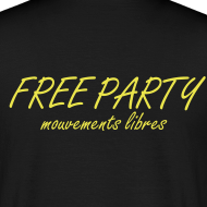 Motif ~ FREE PARTY, Mouvements Libres