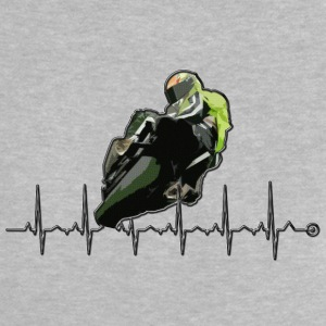 moto passion by CS Tee shirts - T-shirt Bébé