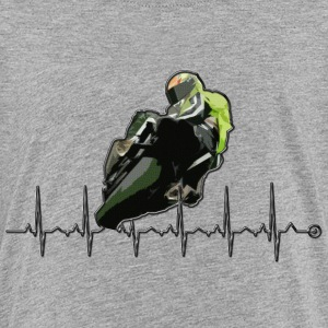 moto passion by CS Tee shirts - T-shirt Premium Ado