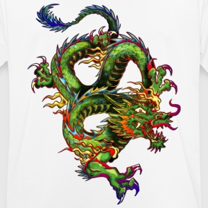 DRAGON BY 001 cs Tee shirts - T-shirt respirant Homme