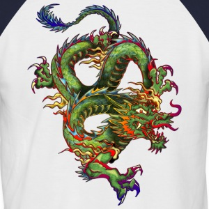 DRAGON BY cs Tee shirts - T-shirt baseball manches courtes Homme