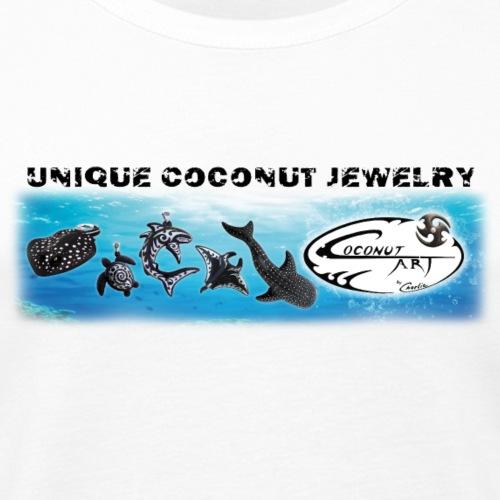 Coconut Art Underwater 1
